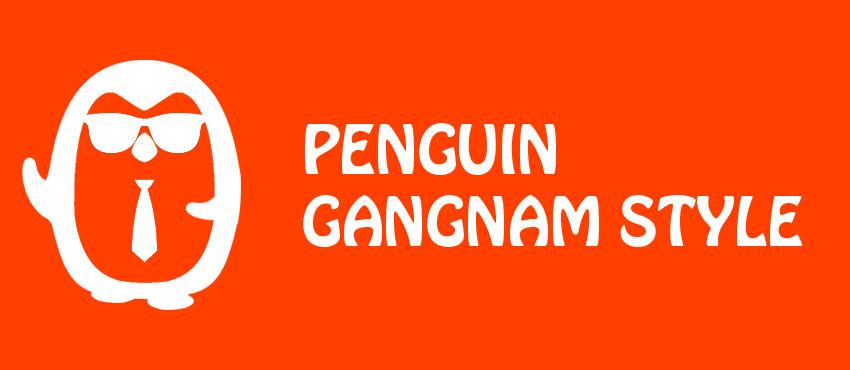 gangnam penguin style