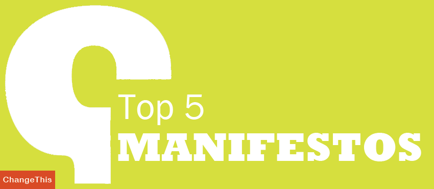 Hate Reading Business Books? Read These 5 ChangeThis Manifestos, Instead!