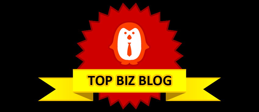 top blog seal
