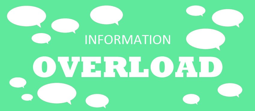 Kick Information Overload Away: How to Get Your Business Online Resources Sorted
