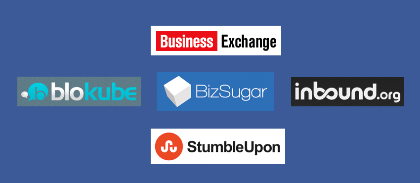 Top 5 Social Bookmarking Sites for Small Business