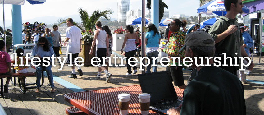 lifestyle entrepreneurship