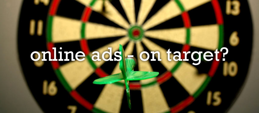 On target online advertising