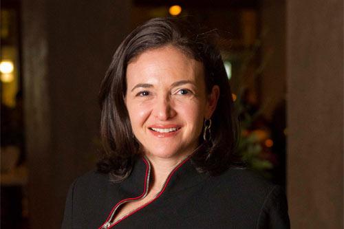 Sheryl Sandberg - business guru