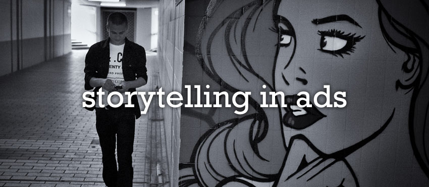 storytelling in advertising