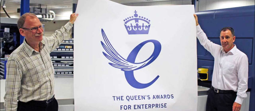 the queens awards for enterprise
