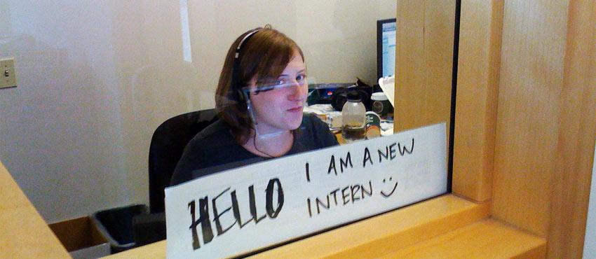 new intern