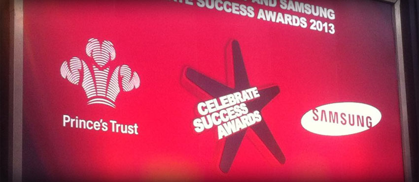 princes trust celebrate success awards 2013