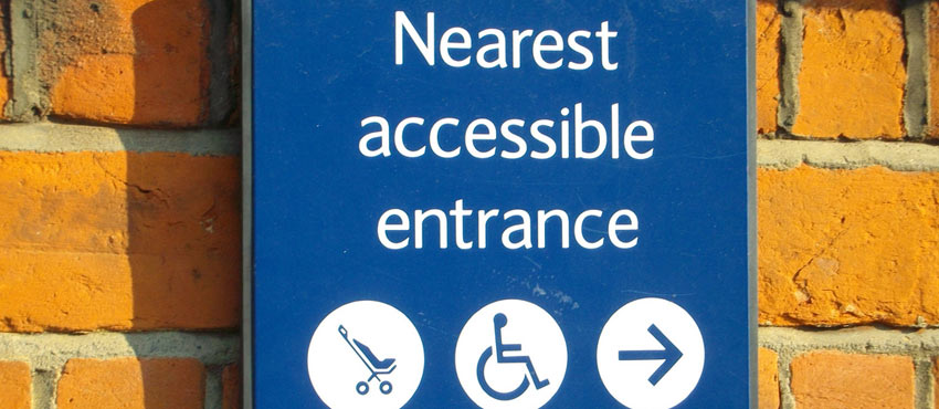 Disability access in the workplace