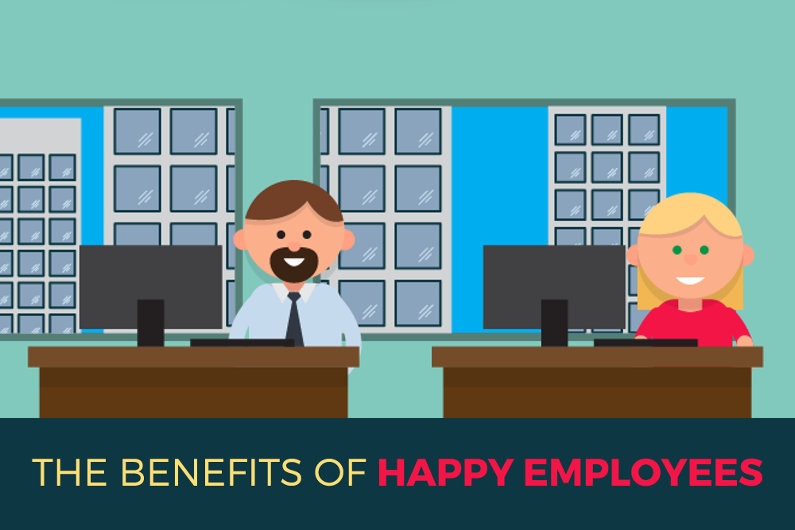 leadership plus employee satisfaction equals business According to the business dictionary [20] employee morale is defined as the depiction of emotions abiding by the rules and regulations of equal employment opportunity and present diversity as a means to improve productivity in the global arena e employee morale and customer satisfaction.