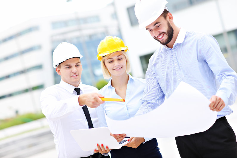 Construction project management and strategy