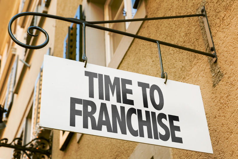 Time to franchise your business