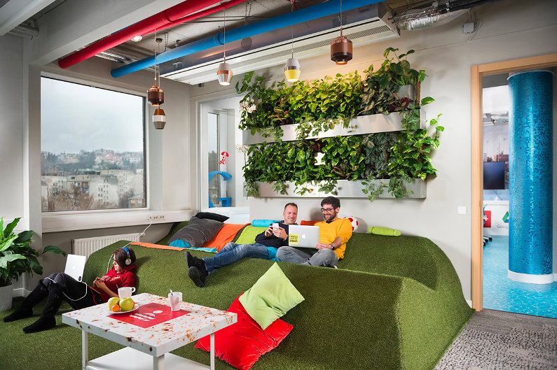 Google Budapest   Spa Office