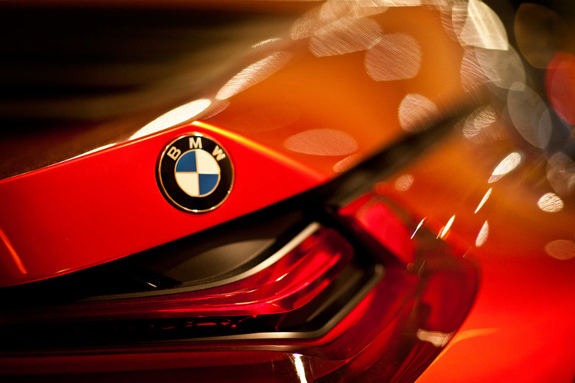BMW trademark