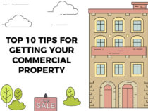 Top Tips for Getting a Commercial Property (Infographic)