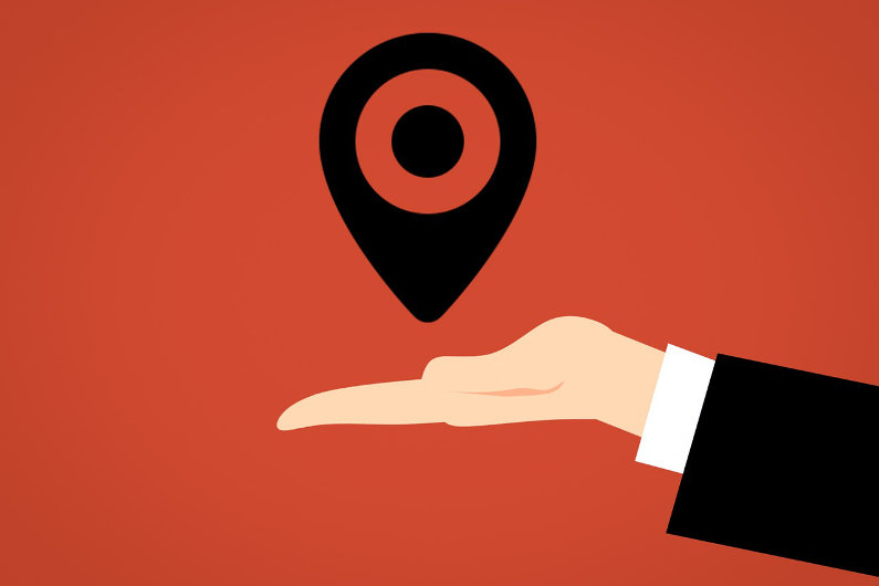 Location-based search