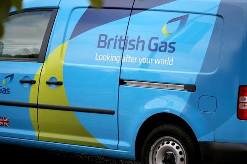 British Gas car