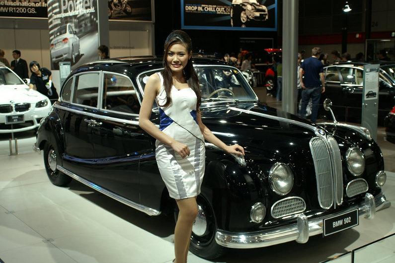 Automotive event marketing