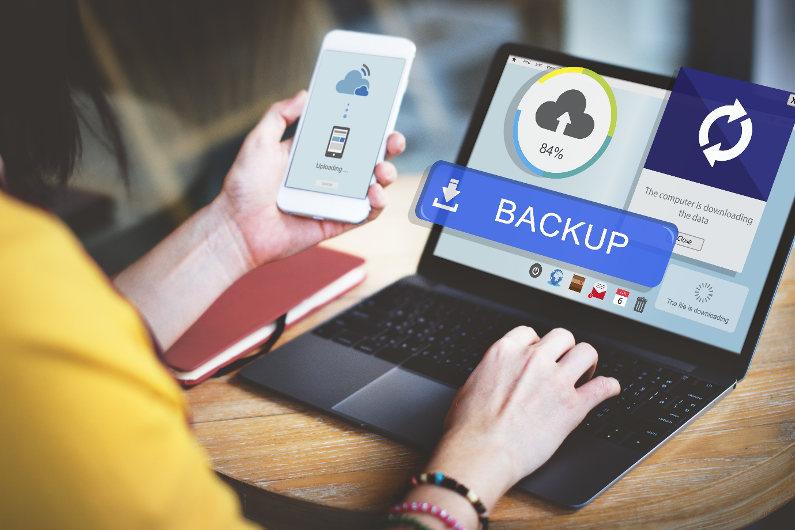 Cloud data backup solutions