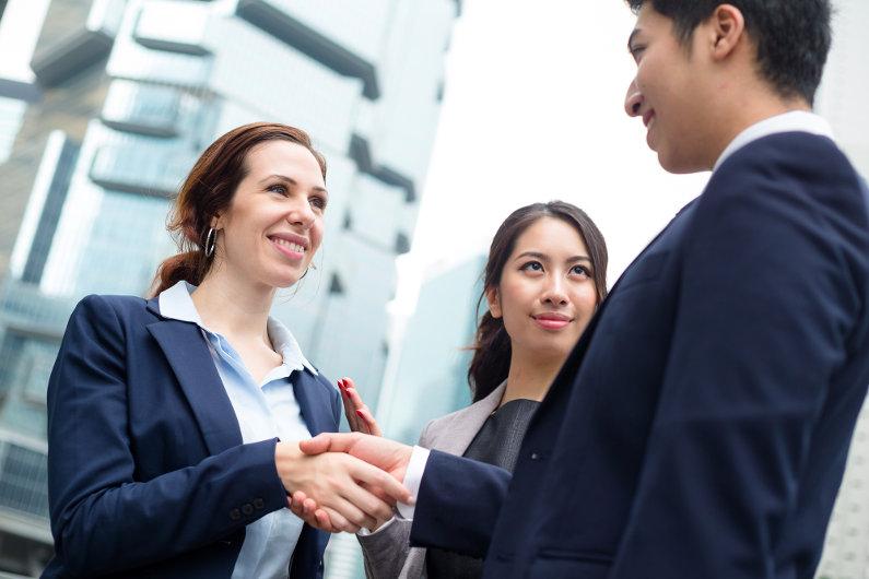 Start a business overseas