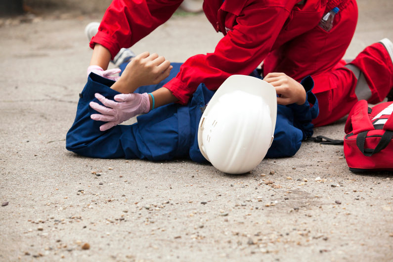 Dealing with workplace injury