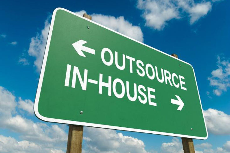 Marketing: Outsource vs. in-house