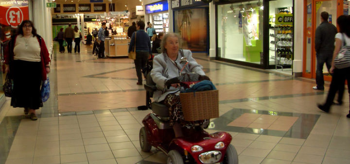 Retail Dilemma: Accessibility of The UK's Shopping Centre
