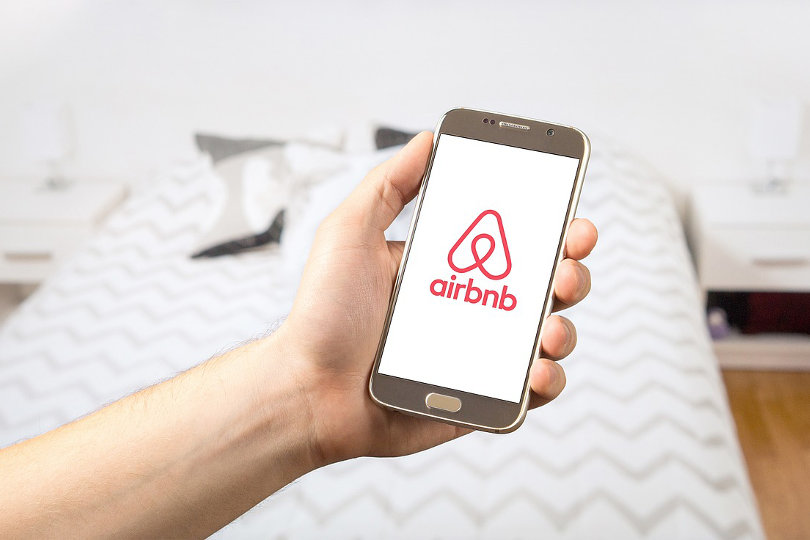 AirBnB app and property