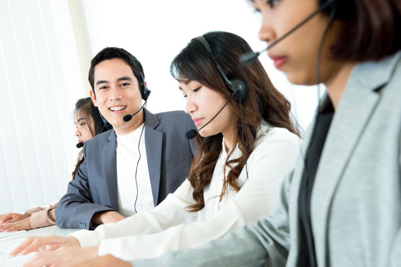 Call centre and BPO in Philippines