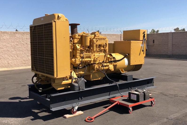 CAT power generator