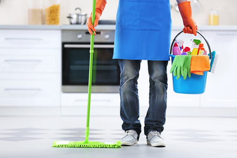 Cleaning service business tools