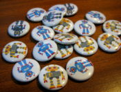 Making Ideal Custom Badges for Business Promotions