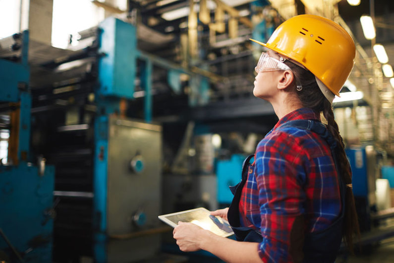 Smart technology adoption in manufacturing