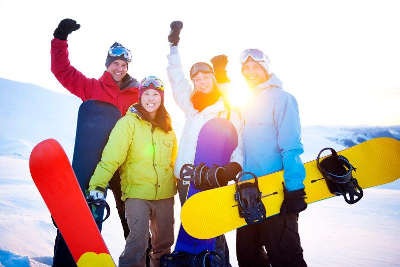 Snowsports career choices