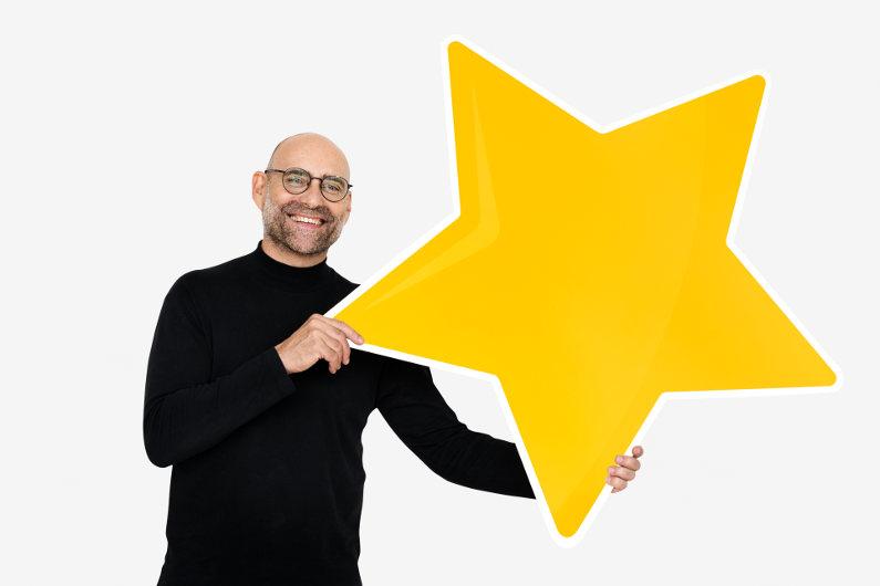 Getting customer feedback using surveys