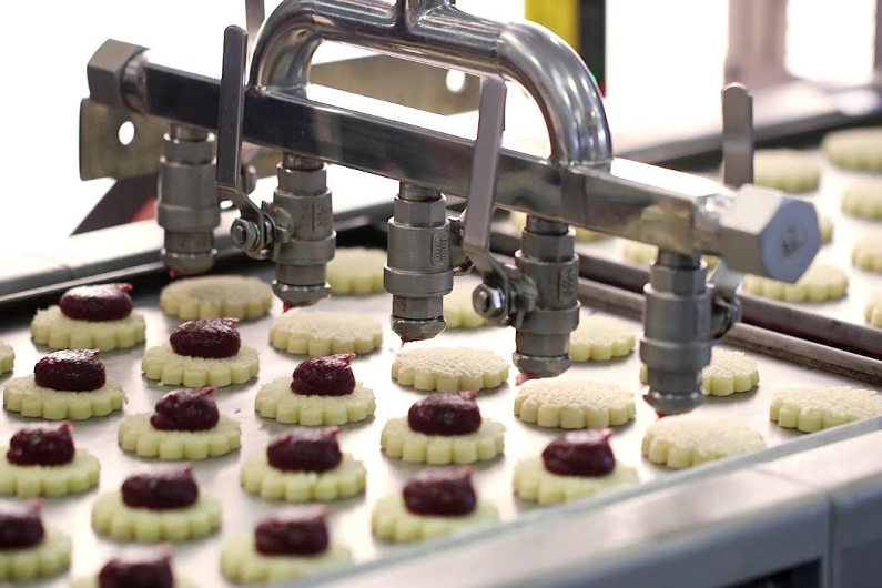 Rustic biscuit manufacturing