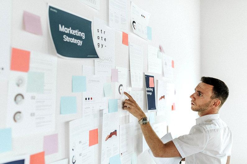 Enterprise marketing strategy
