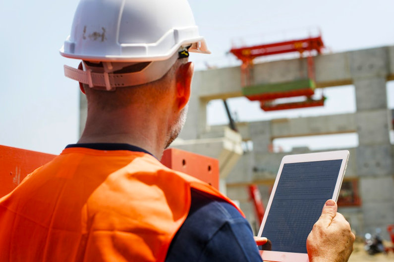 Construction order management